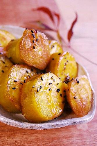 さつま芋の甘煮DSC_0171