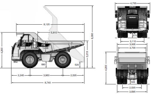CATダンプトラック05
