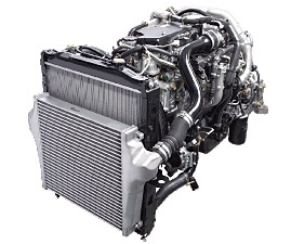 いすゞのエンジン