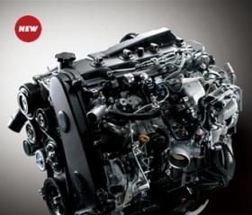 新型エンジン