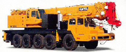 KATO オールテレーンクレーン KA-1300SL ALLTERR