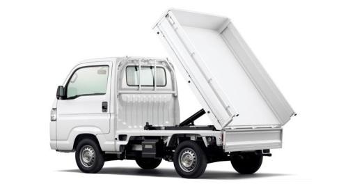 ホンダ・アクティトラック(ダンプ)