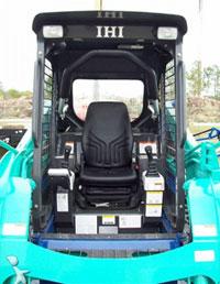 IHI コンパクトトラックローダー CL35