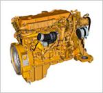 Cat・C13ディーゼルエンジン