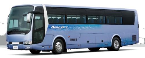 バスの全景