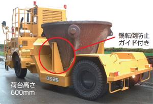 DS25トラックタイプ