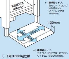 垂直式(新明和工業製)