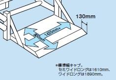 アーム式(新明和工業製)