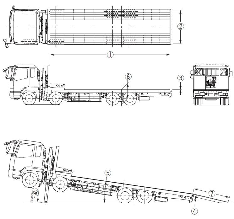 TADANOセルフローダー(SL-150/155/SL-50)