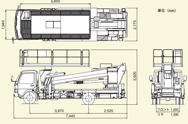 TADANOスーパーデッキ(AT-200S・AT-150S・AT-120SR・AT-100SR)