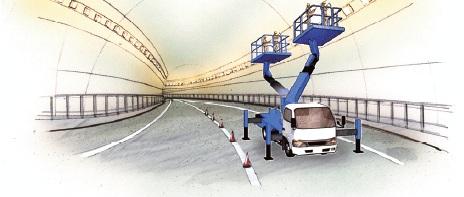 高速道路防音壁工事・メンテナンス