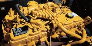 Cat C6.6ディーゼルエンジン