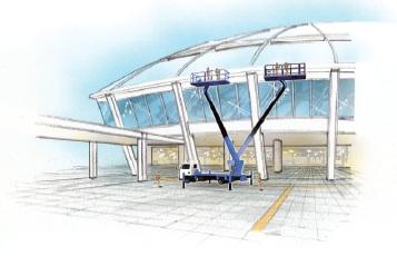 トンネル内工事