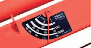 荷重指示計(角度計つき)