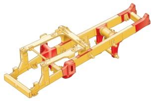 メインフレーム構造
