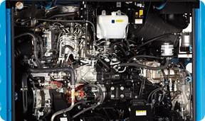 J05Eエンジン