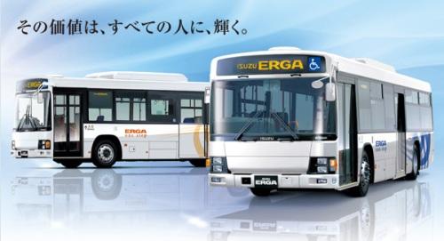 いすゞ自動車ELGA(路線・ノンステップ)