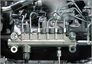 電子制御式超高圧コモンレールシステム