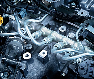 4JJ1-TCSエンジン