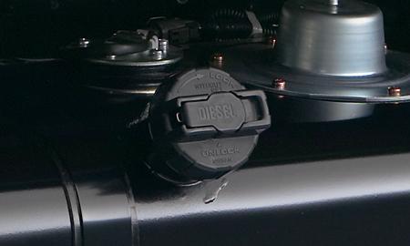 キー付燃料タンクキャップ