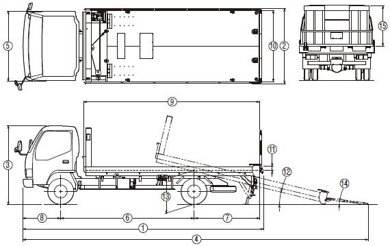 TADANOスーパーセルフローダー(SS-28)