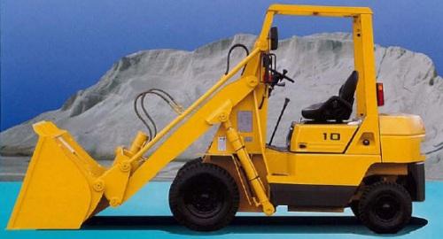 TCMショベルローダ(1~1.2トン・SD10Z6)