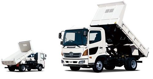日野自動車レンジャー(ダンプ・GVW12t以下車)