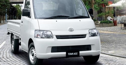 トヨタ・タウンエーストラック