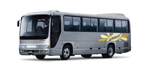 いすゞGALAmio(歓迎自家用送迎・M-III)