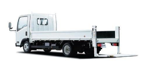 日産アトラスH43(リヤゲートリフター付トラック)