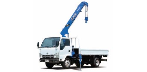 日産アトラスH43(クレーン付トラック)