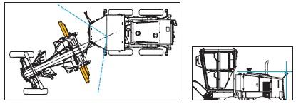 フロントフレームマウント式運転席