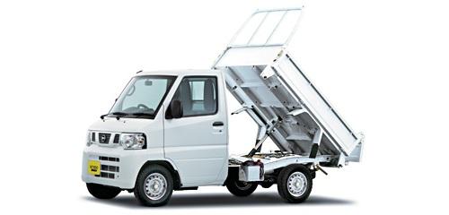 日産NT100クリッパー(低床ダンプ・PTO式/電動式)
