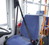 ELRつき運転席3点式シートベルト
