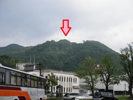 赤名瀬戸山城外見