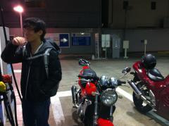岸田納車3
