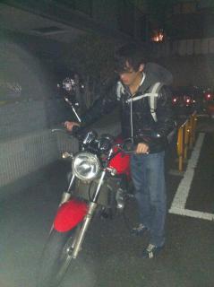 岸田納車1