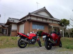 岸田と千葉ツー7