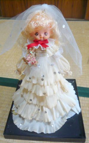 むかしの人形1