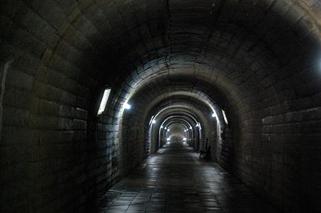 黒谷口トンネル