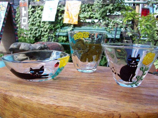 神谷可奈子さんのグラス