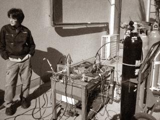 10式マイクロ燃焼器