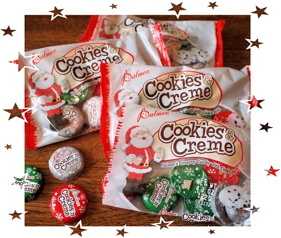 パルマ― クッキー&クリーム