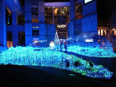 青いクリスマス2