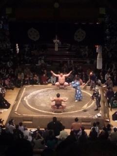 110511 大相撲 技量審査場所 結びの一番