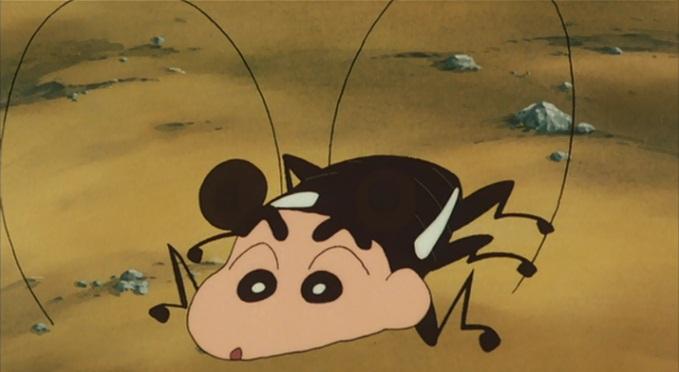 雲黒斎の野望 ゴキブリしんちゃん