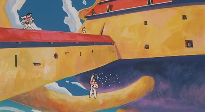 ヘンダーランドの大冒険 マカオとジョマとの決戦3