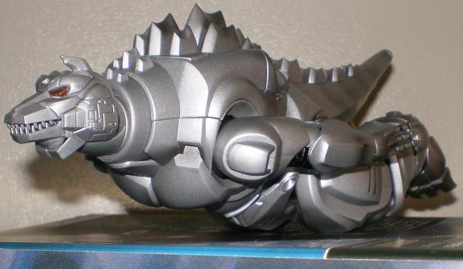 モンスターアーツ メカゴジラ3