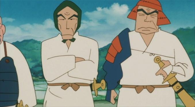 暗黒タマタマ大追跡 球由良七人衆 久蔵、菊千代