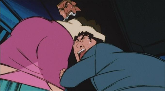 電撃!ブタのヒヅメ大作戦 劇画トイレ争奪戦0